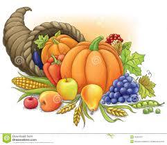 thanksgiving cornucopia clipart cornucopia stock vector image 45303327