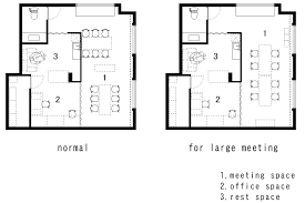 office floor plans reception