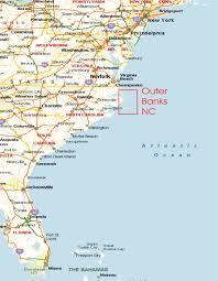 Map Of North Carolina Coast Map Of Beaches In Us World Maps