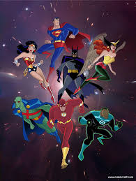 justice league unlimited justice league and justice league unlimited