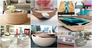 coffee tables appealing unique shape of convertible coffee table