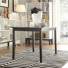 Small Square Kitchen Table by Shop Dining Gallery Also 30 Inch Square Kitchen Table Picture