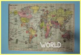 World Maps For Sale by Map Maps Discovered On My Travels Mapwanderer