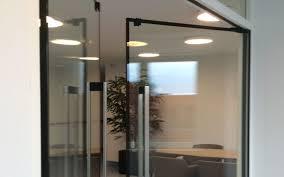 Glass Fire Doors by Indoor Door Swing Glass Fire Rated Lunax Vporta Contraflam