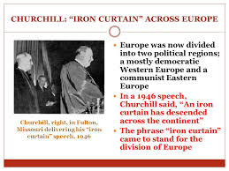 Summary Of Iron Curtain Speech Mr Hughes United States History Anaheim High Ppt Download