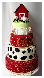 southern blue celebrations farm themed cake u0026 cake pop ideas