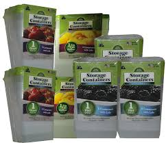 Home Organization Products by Amazon Com Arrow Home Products 04365 30 Piece Freezer Storage