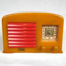 Deco Vintage Americaine Radio Craze Antique Catalin U0026 Bakelite Radios