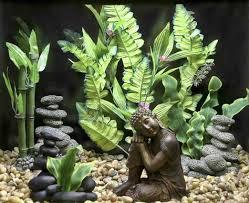 asian aquarium decor asian themed decorations