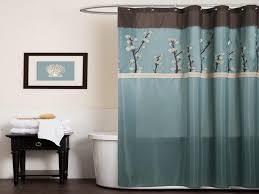 Shower Curtain Contemporary Modern Design Fabric Shower Curtain U2014 Contemporary
