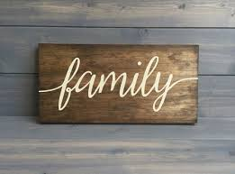 home decor family signs 25 best family wood signs ideas on grandparent gifts