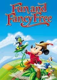 goofy donald duck u0026 mickey mouse fun u0026 fancy free 1947