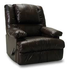 clayton leather recliner