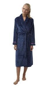 robe de chambre polaire femme bleu marine spot robe de luxe peignoir chambre polaire robe