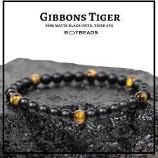 bracelet stone beads images Shop bracelets 6mm bead bracelets page 1 boybeads PNG