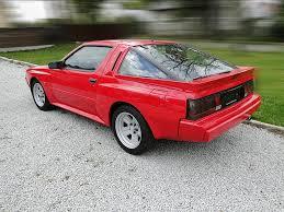 1988 mitsubishi starion mitsubishi starion turbo 1988 sprzedany giełda klasyków