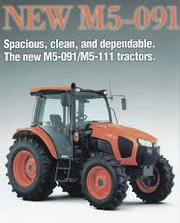 the new kubota tractors will be arriving at great plains kubota