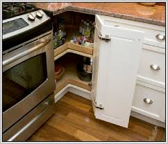 kitchen lazy susan corner cabinet home design ideas