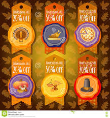 thanksgiving turkey for sale thanksgiving sale offer design template stock vector image