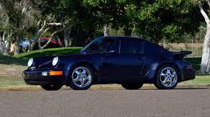 porsche whale tail 1991 porsche 911 turbo coupe s15 monterey 2016