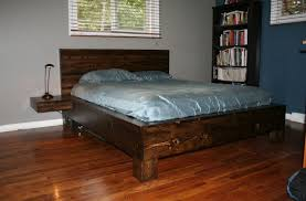 King Size Bed Frame Diy Easy Diy King Size Bed Frame Vine Dine King Bed Diy King Size