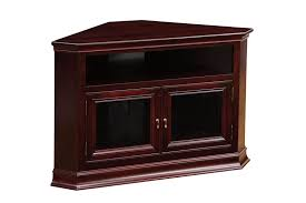 T V Stands With Cabinet Doors Breckenridge 32 Corner Tv Stand Ohio Hardword Upholstered