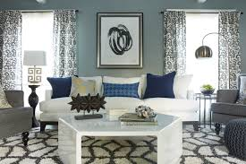 Decorating Living Room With Gray And Blue Here U0027s Why You Should Start Decorating Your Entire Home With The
