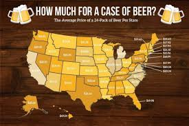 Michigan Breweries Map by Michigan Has The Cheapest Case Of Beer In The Nation