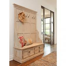 entryway benches with backs entryway seating bench hooks stabbedinback foyer stylish