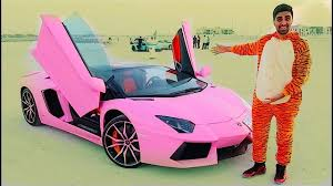 car lamborghini pink my new lamborghini youtube