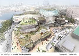southbank overhaul revealed fcbs plans big glass box news