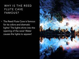 reed flute cave the reed flute cave youtube