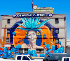 Mural Arts Philadelphia by Tucson Mural Arts Program June 2016