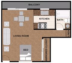 Parkview Floor Plan Parkview Apartments Rentals Van Nuys Ca Apartments Com