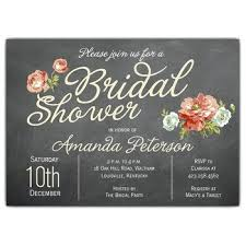 bridal shower invitation wording paperstyle
