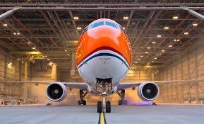 orangepride klm u0027s unique orange aircraft promote netherlands