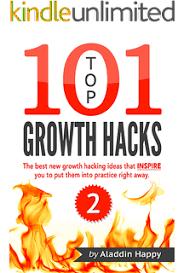 hacking ideas amazon com top 101 growth hacks the best growth hacking ideas that