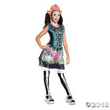 skelita calaveras high skelita calaveras costume