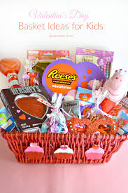 valentines day baskets s day basket ideas for kids about a