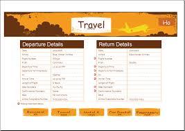 4 ms word u0026 excel customizable schedule templates word u0026 excel