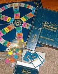 trivial pursuit 80s vintage trivial pursuit silver screen edition subsidiary card set