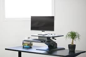 Adjustable Desk Shelf Stand For Health With Adjustable Desk Riser U2014 Harper Noel Homes