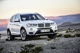 the new bmw x3 sports activity vehicle