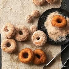 Duvet Donuts Pumpkin Donuts