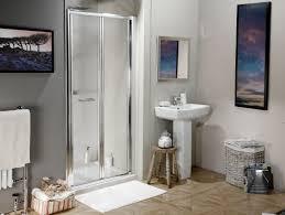 bi fold shower door bath king