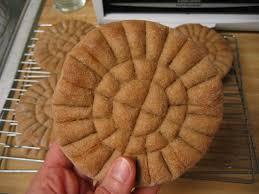 communion cracker my kitchen communion bread