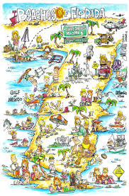Map Of Northwest Florida by Best 25 Map Of Florida Cities Ideas On Pinterest Map Of Fla