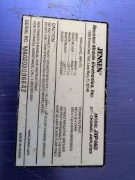 jensen amp 460 watts for sale in haltom city tx 5miles buy and