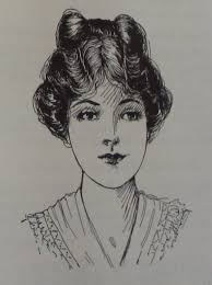 1913 hair styles u2013 a hundred years ago