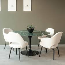 saarinen oval dining table used eero saarinen style oval tulip marble top dining conference awesome